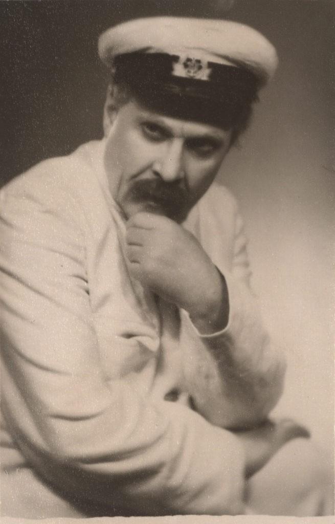 А. Адрианов (оперетта «Белая акация», 1955 г.): фотография
