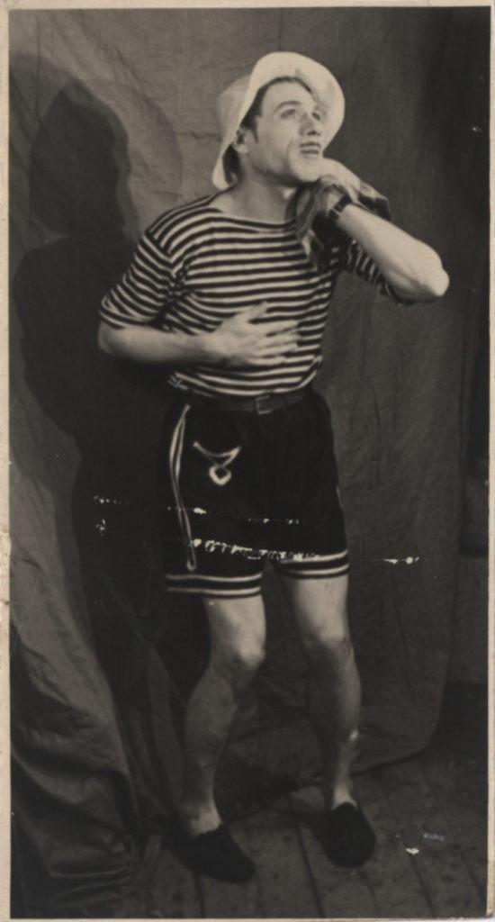 А. Бобров (оперетта «Белая акация», 1956 г.): фотография