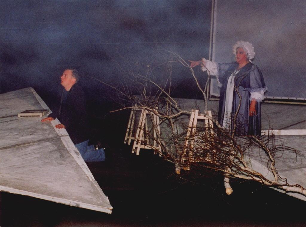 К. Голубятников (спектакль «Пиковая дама», 2001 г.): фотография