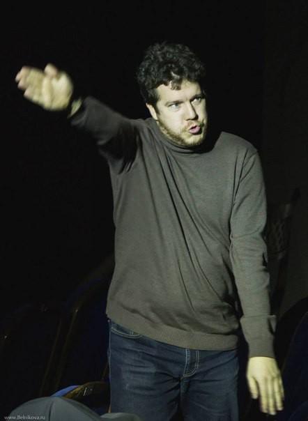 Г. Забавин (спектакль «Папа»): фотография