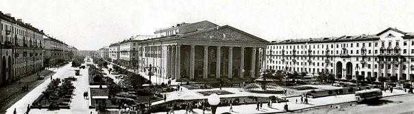 Кемеровский областной театр драмы, 70-е годы: фотография