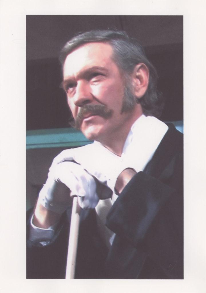 В. Мирошниченко (спектакль «Без вины виноватые»): фотография