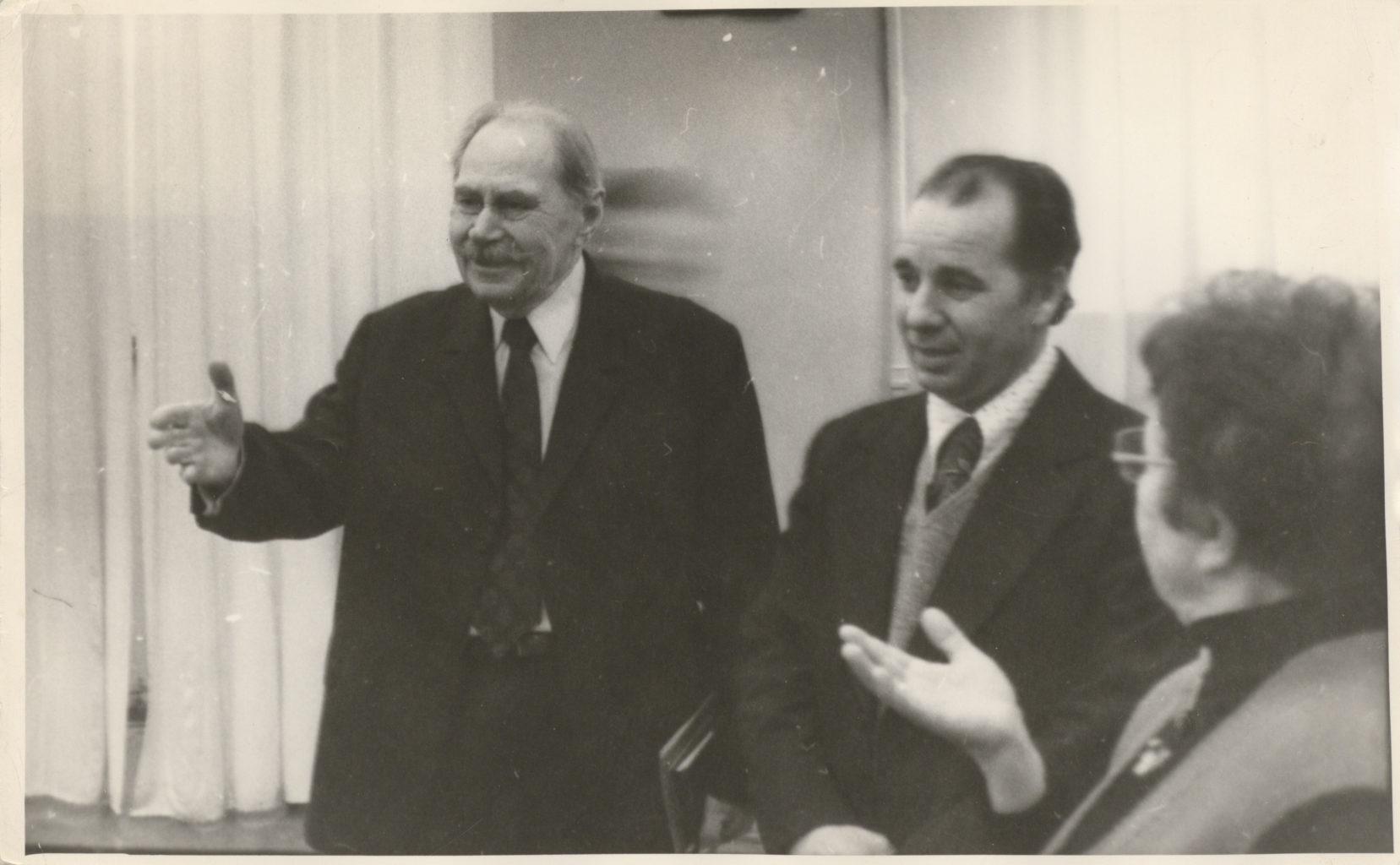 П. Князев: фотография