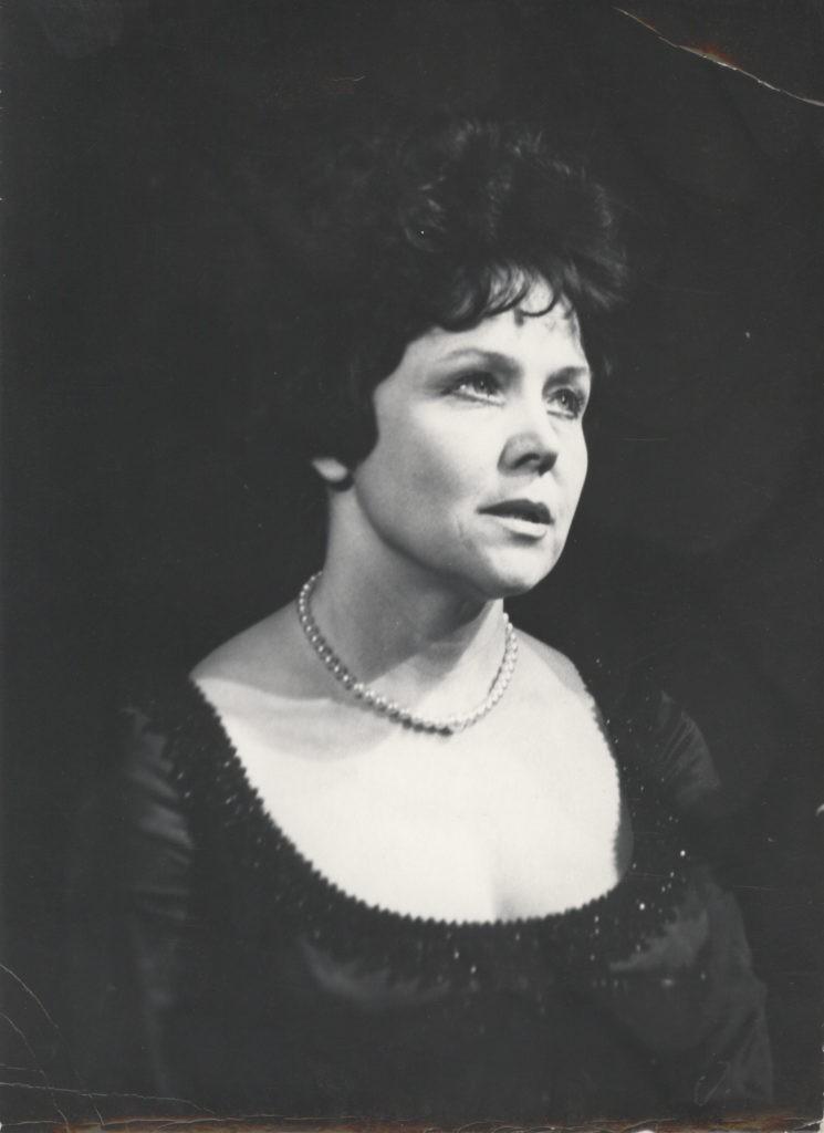 В. Литвинова (спектакль «Анна Каренина»): фотография