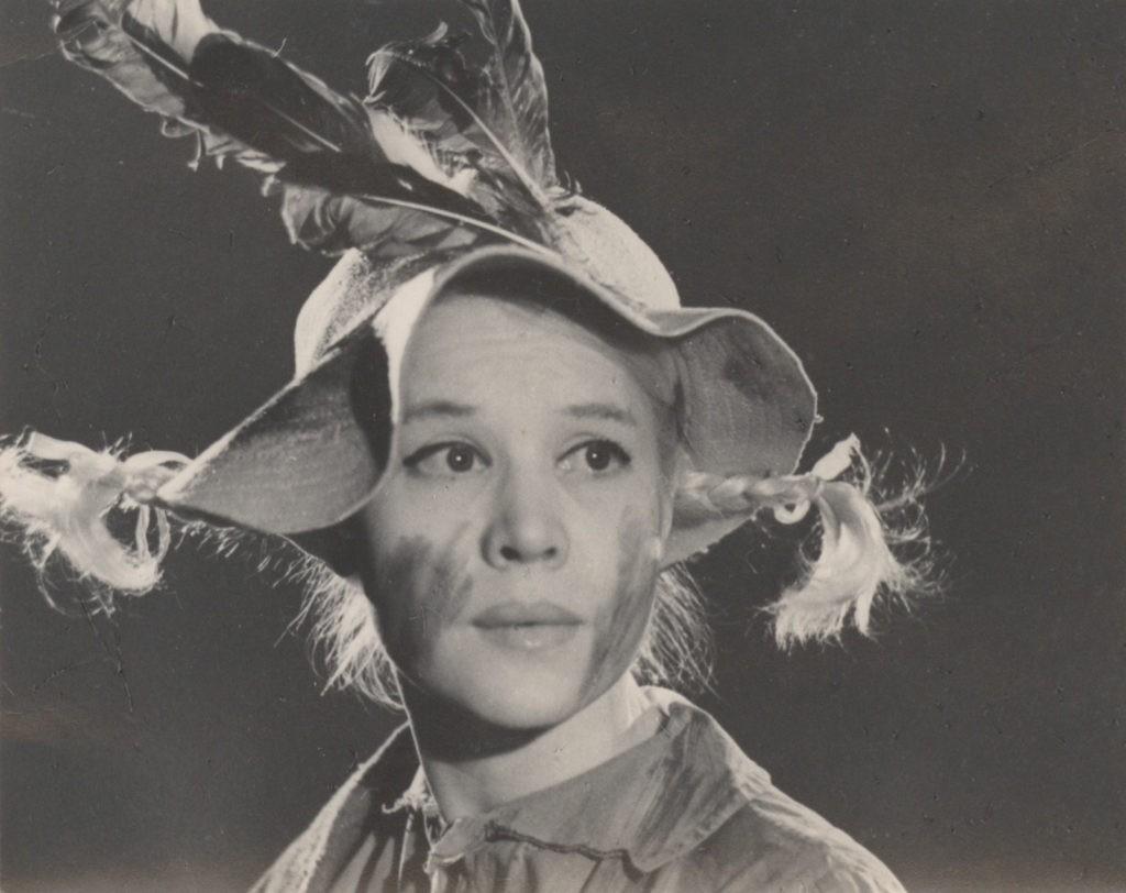 Г. Белякова (Музыкальная комедия «Моя прекрасная леди»): фотография