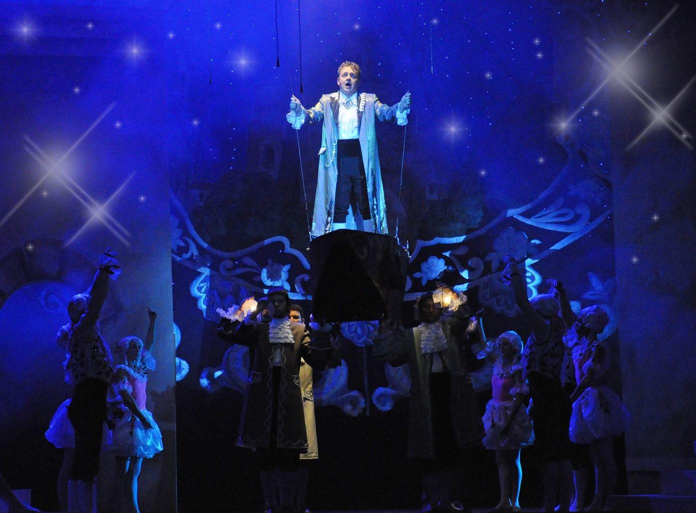 К. Голубятников (спектакль «Севильский цирюльник»): фотография