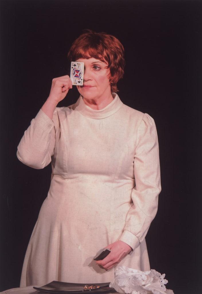 В. Нефёдова (спектакль «Пиковая дама»): фотография