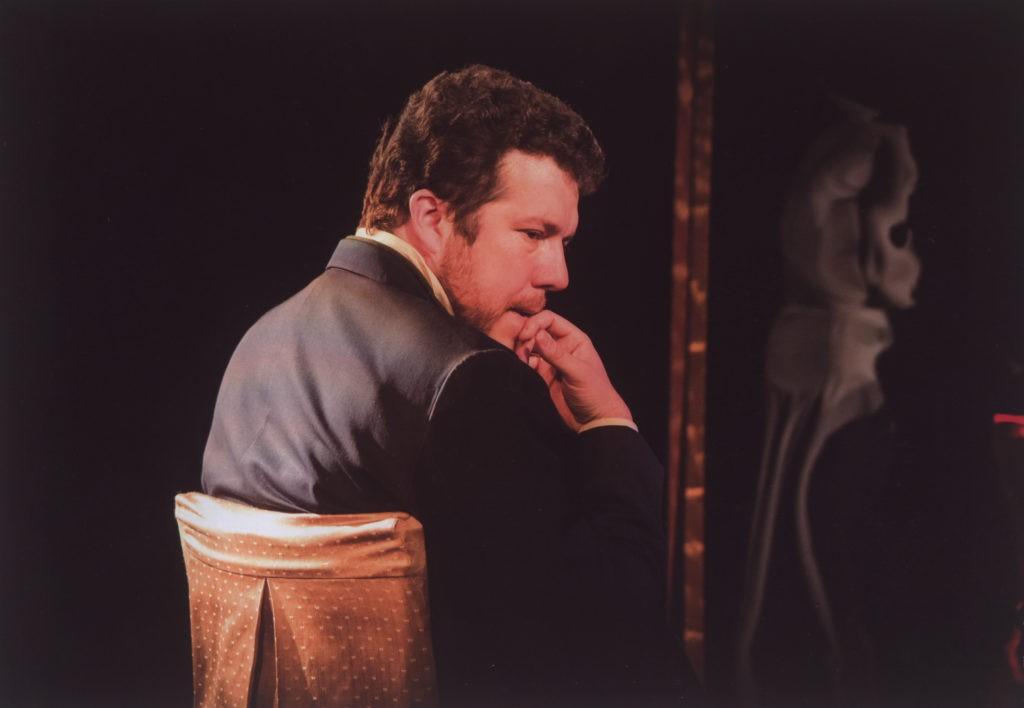 Г. Забавин (спектакль «Пиковая дама»): фотография