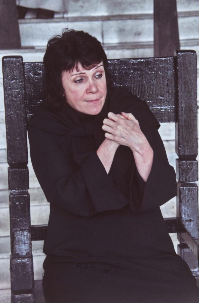 В. Нефёдова (Н.В. Гоголь «Шинель»): фотография