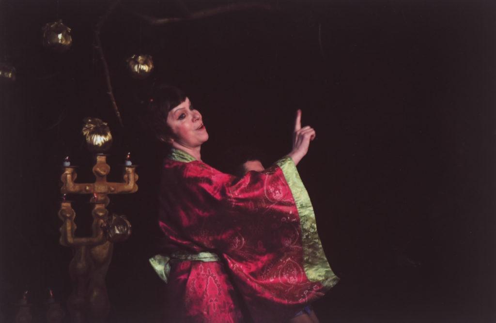 В. Нефёдова (Г.Х. Андерсен «Соловей»): фотография