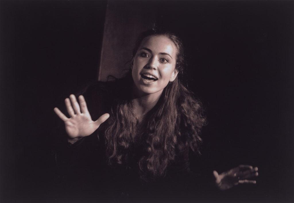 Н. Степанова (спектакль «Левша»): фотография