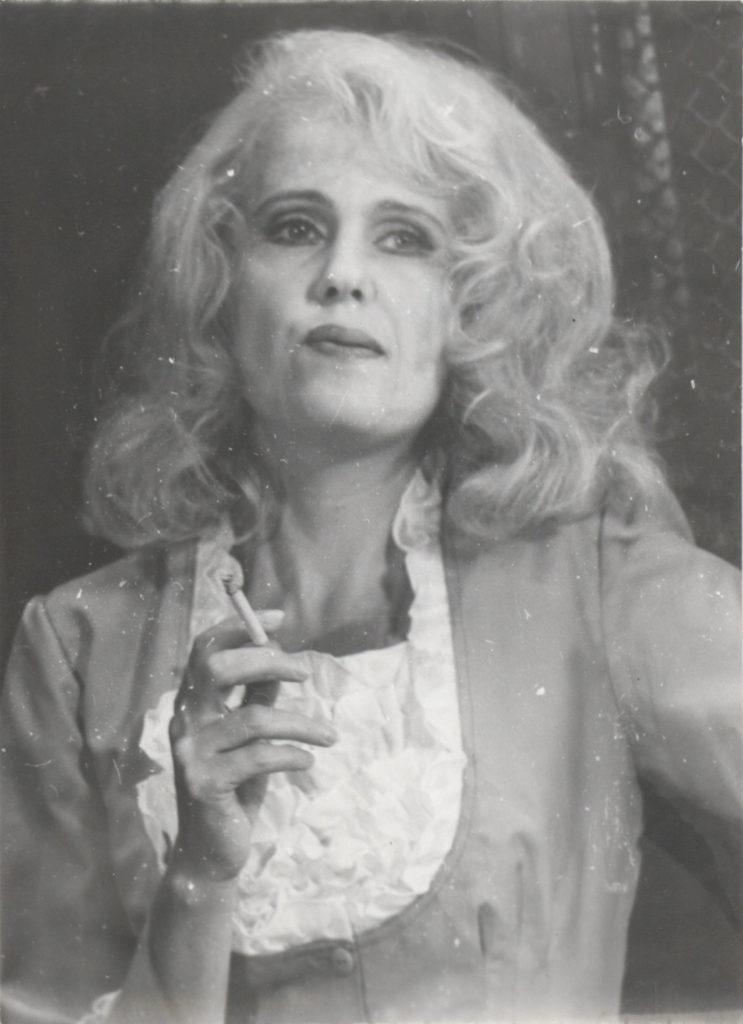 Л. Цуканова (спектакль «Трамвай «Желание»): фотография