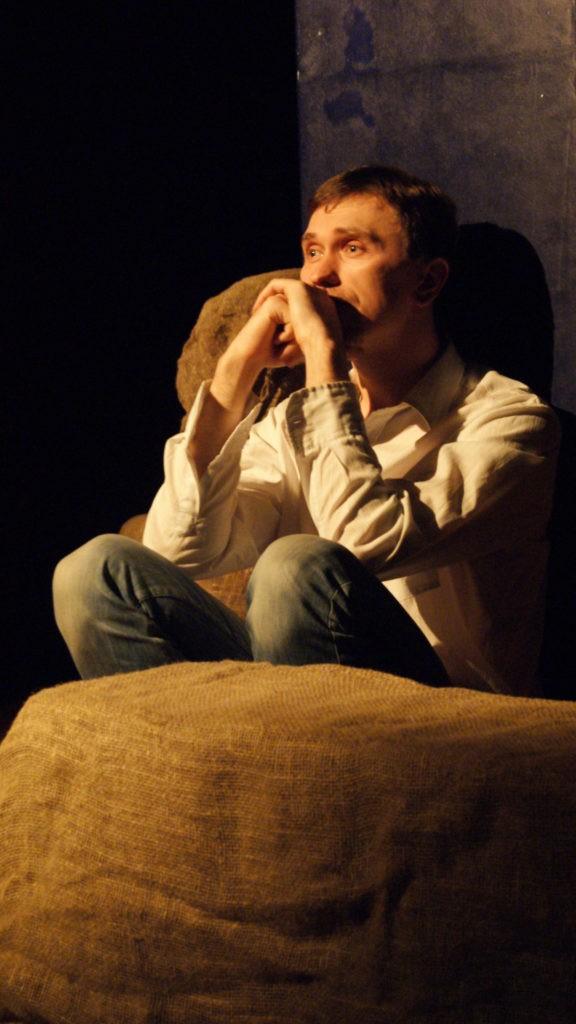 Ф. Бодянский (спектакль «Заповедник»): фотография