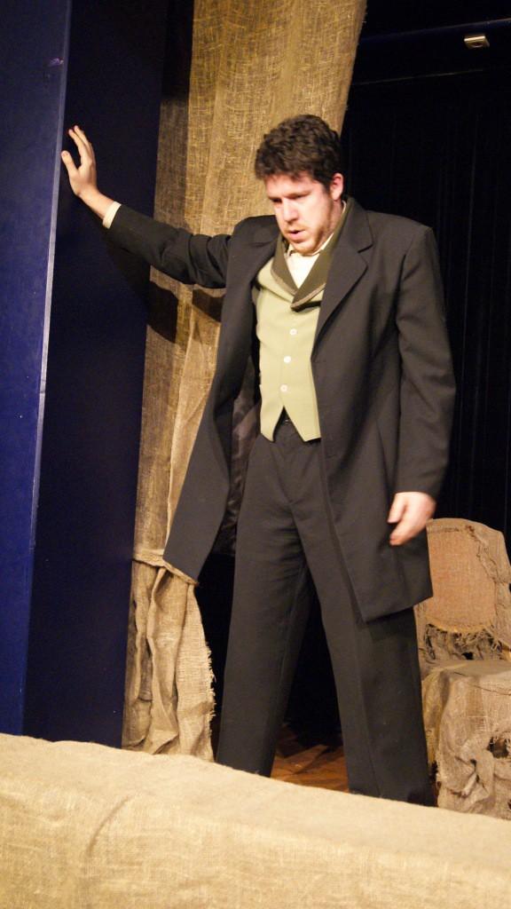 Г. Забавин (спектакль «Заповедник»): фотография