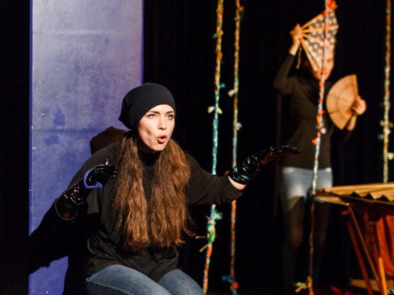 Н. Степанова (спектакль «Рикки-Тикки-Тави»): фотография