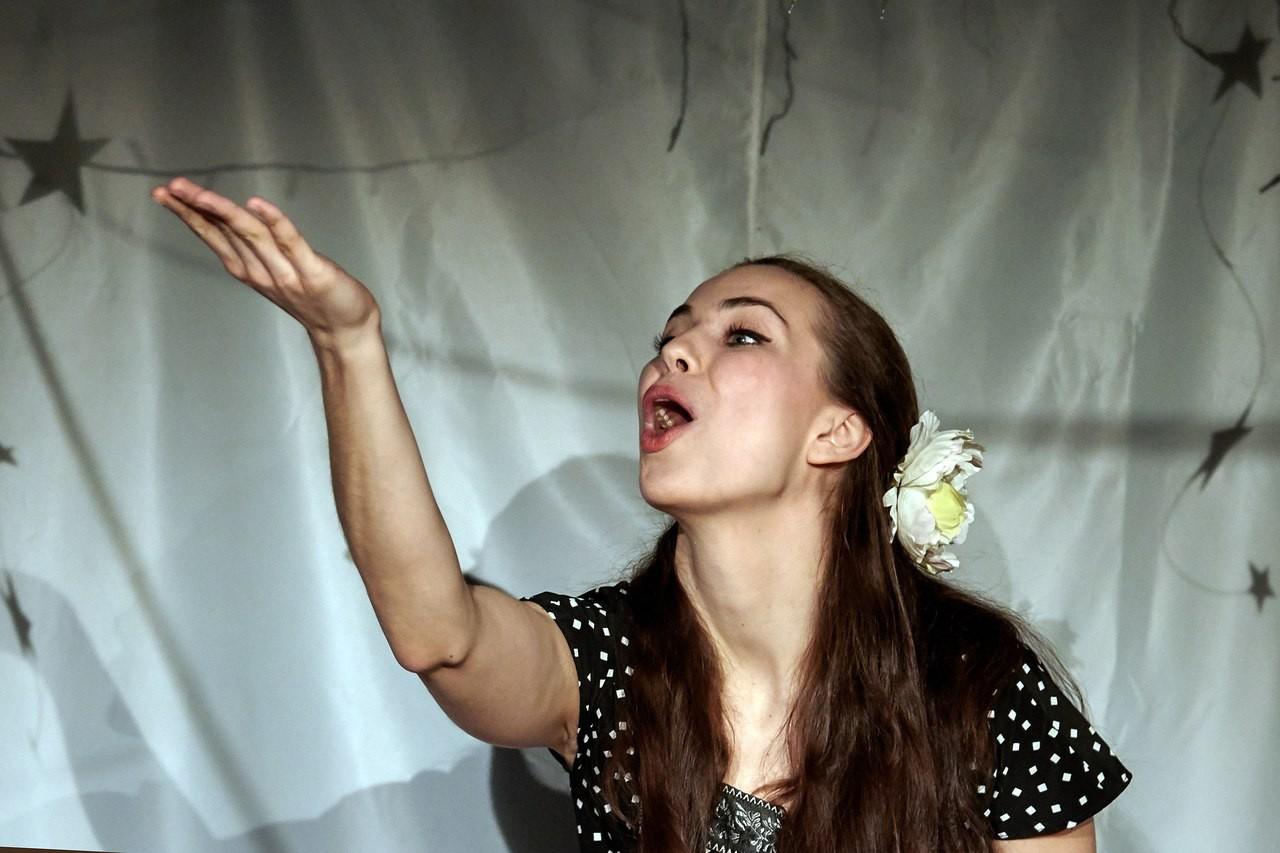 Н. Степанова (спектакль «Мадам Бовари»): фотография