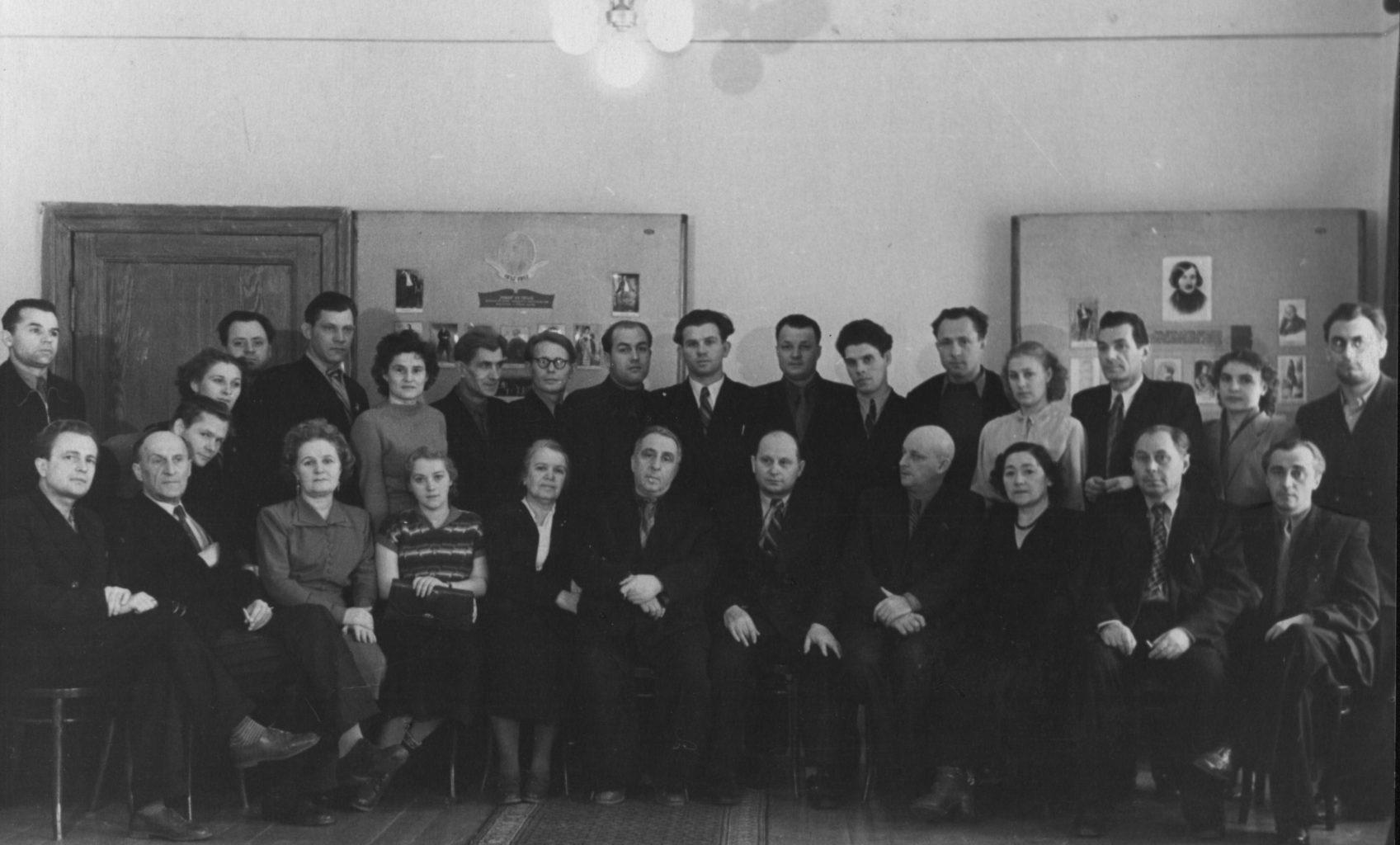 Коллектив Кемеровского областного театра драмы: фотография
