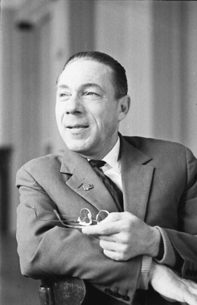 А. Бобров, 1966 г.: фотография
