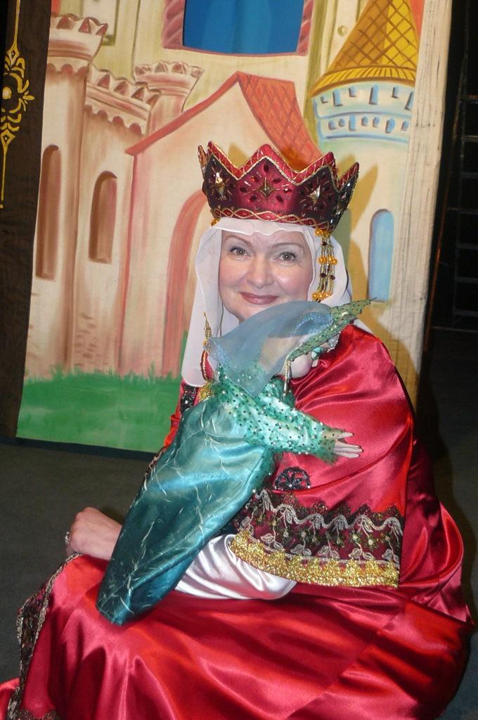 Г. Романова (спектакль «Иван – царский сын»): фотография