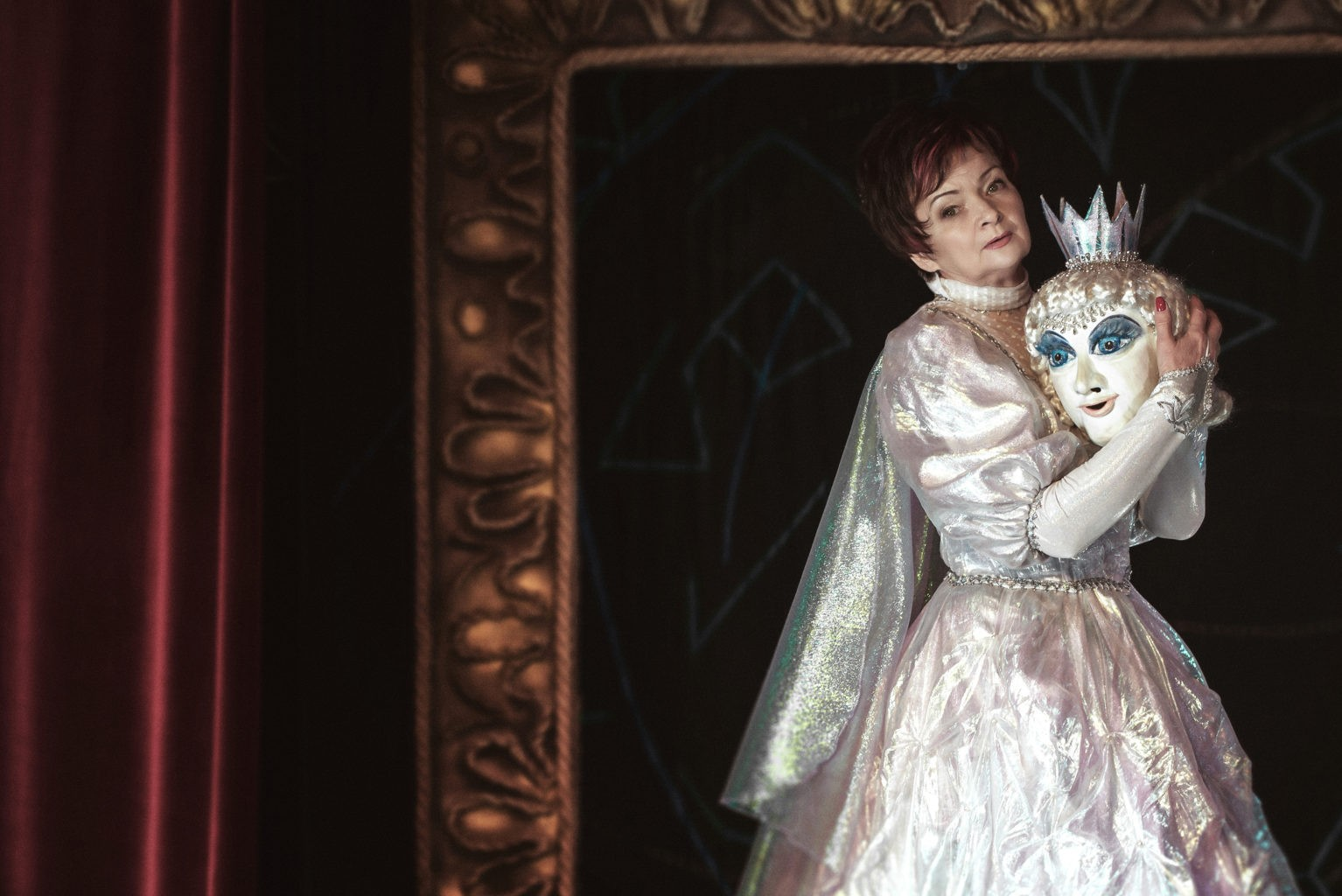 Г. Романова (спектакль «История Снежной королевы»): фотография