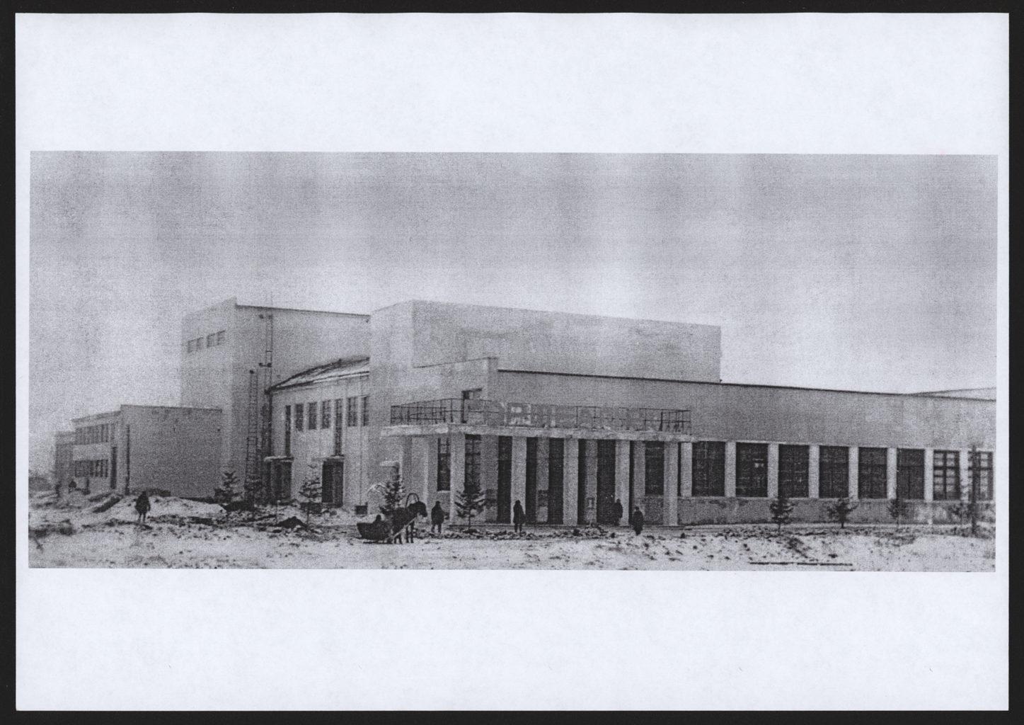 Здание Гортеатра на Площади Побед: фотография