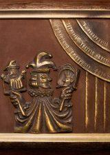 Памятный знак Международного фестиваля театров кукол «Рязанские смотрины-2010», г. Рязань, 2010 г.